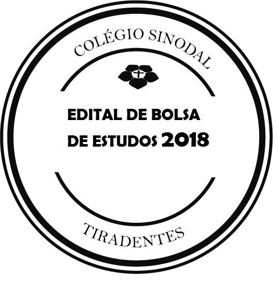 EDITAL DE BOLSA