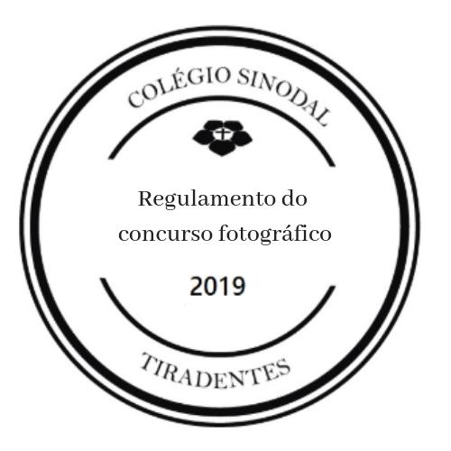 Regulamento do concurso fotográfico
