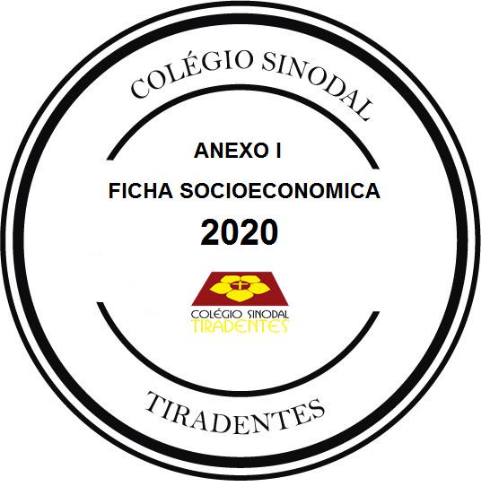 ficha socioeconomica ANEXO I site